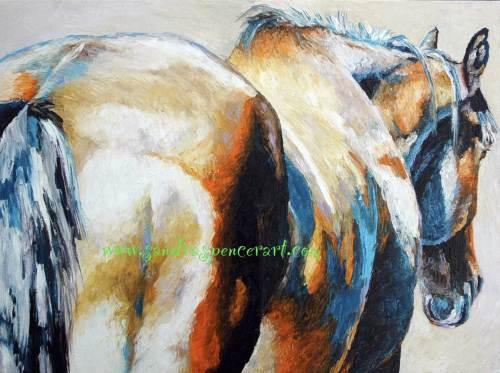 horserearright18x24