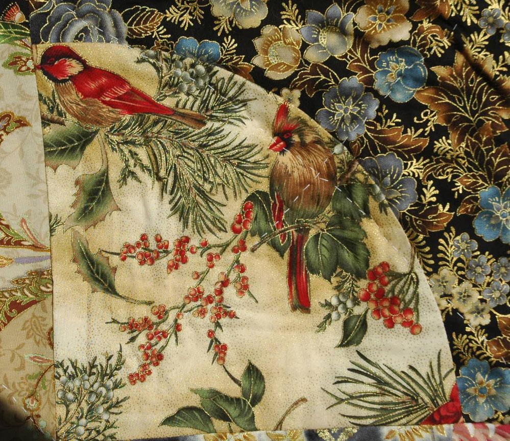 Asian Quilt Fabric 32