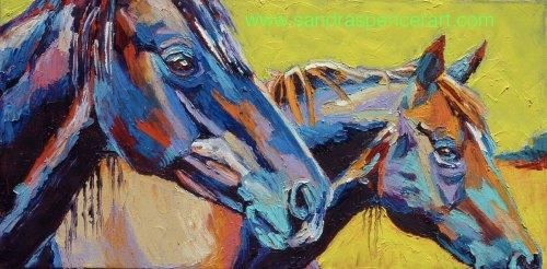 abstracthorses12x24