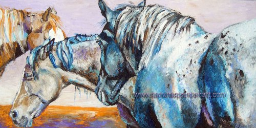 horsesgather12x24