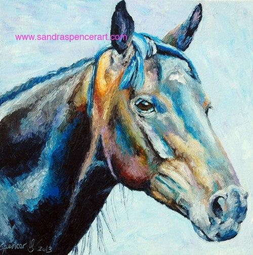 blackhorseportrait12x12