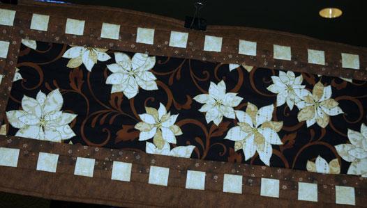 whitepoinsettias