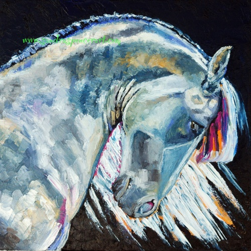 percheron18x18
