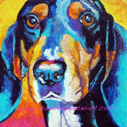 coonhound10x10