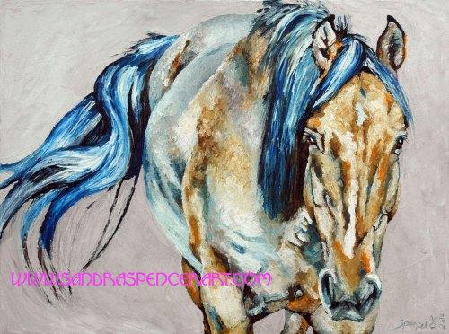 dunhorse18x24