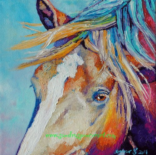 horsemane12x12
