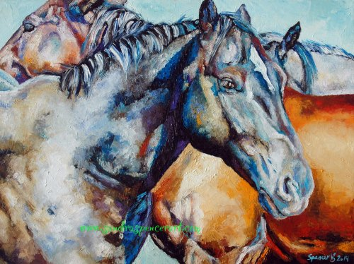 horsethisway18x24