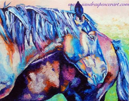 horsefriends11x14