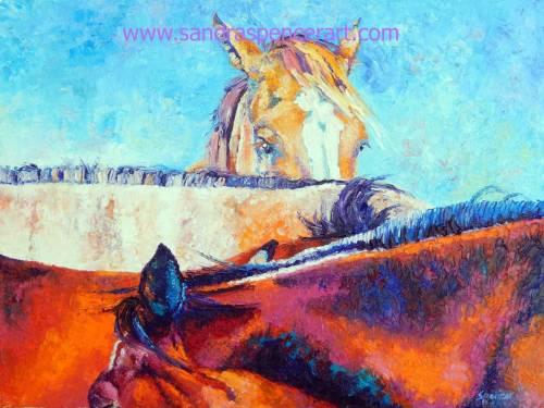 horsepeek18x24