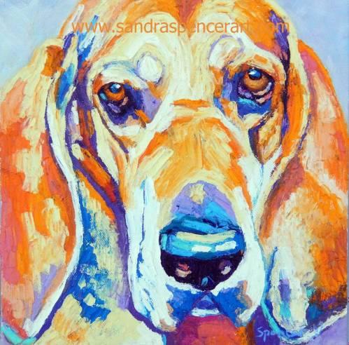coonhound10x10
