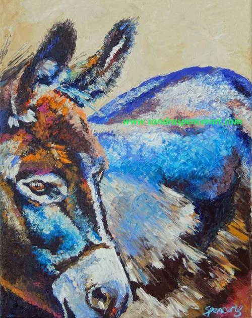 donkeyturn11x14